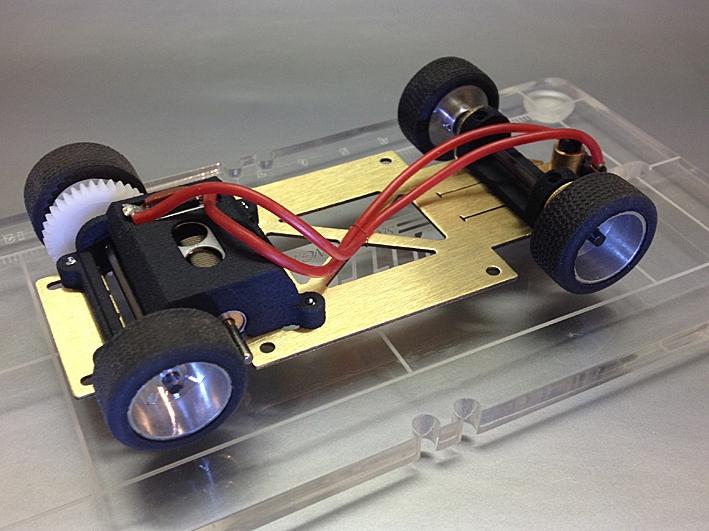 moteur slot car